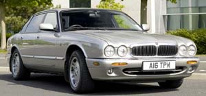jaguar x j sport wedding car