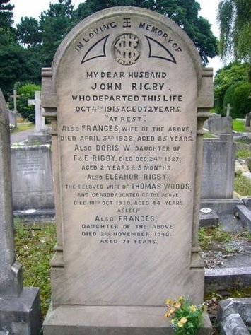 Eleanor Rigby - The Story beyond the Grave